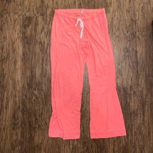 Victoria's Secret Womens Pink Pajamas